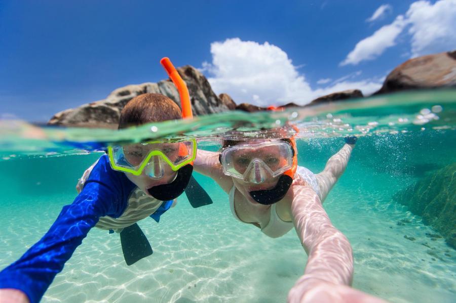 Snorkel Tour -Islote El pelado